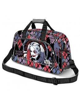 DC Comics Harley Quinn sport bag
