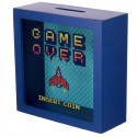 Game Over Insert Coin money...