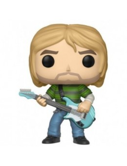 Nirvana POP! Rocks Vinyl Figure Kurt...