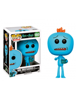 Rick and Morty POP! Animation Vinyl...
