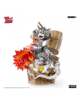 Tom & Jerry Prime Scale Statue 1/3...