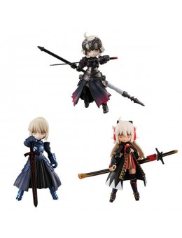 Fate/Grand Order Desktop Army Figures...
