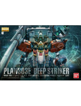 MG Master Grade DEEP STRIKE PLAN 303E...