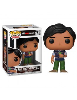 The Big Bang Theory POP! TV Vinyl...