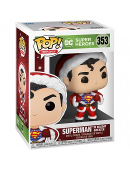 DC Comics POP! Heroes Vinyl Figure DC...