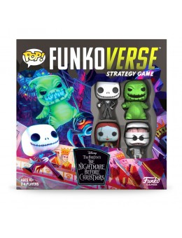 Nightmare Before Christmas Funkoverse...