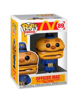 McDonald's POP! Vinyl Figure Officer Mac