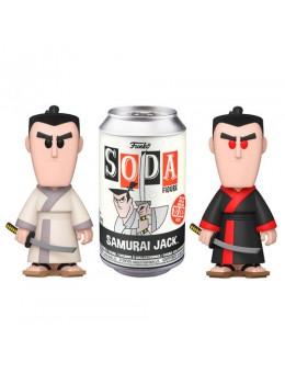 Funko Vinyl SODA figure Samurai Jack...