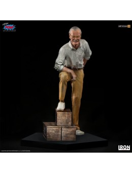 Iron Studios Stan Lee Art Scale 1/10