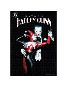 DC Comics Joker and Harley Quinn...