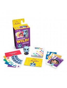 Aladdin Card Game Something Wild!
