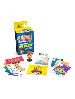 Toy Story Card Game Something Wild!