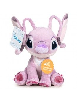 Disney soft plush Stitch Angel toy...