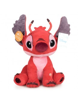 Disney soft plush Stitch Leroy toy...