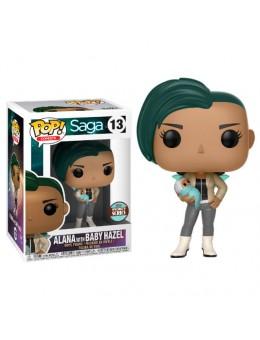 Saga POP! Comics Vinyl Figure Alana...