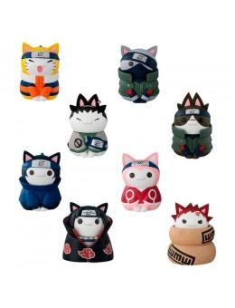 Naruto Shippuden Nyaruto! Cats of...