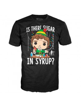 Funko Holiday Elf Syrup t-shirt