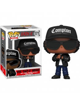 Eazy-E POP! Rocks Vinyl Figure Eric...