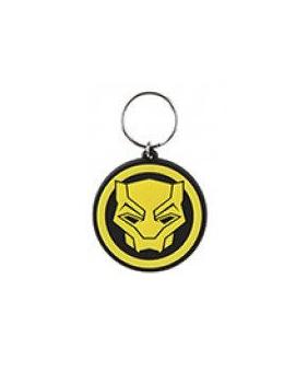 Marvel Avengers keychain Black Panther