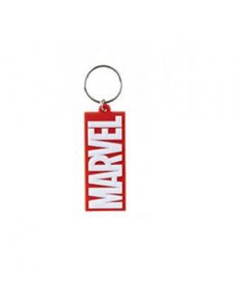 Marvel Avengers keychain Marvel Logo