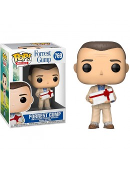 Forrest Gump POP! Movies Vinyl Figure...