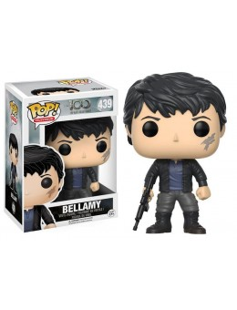 The 100 POP! Television Vinyl Figure...
