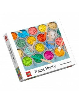 LEGO Paint Party Puzzle (1000)