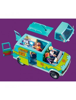 Playmobil Scooby-Doo! The Mystery...