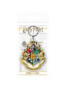 Harry Potter Hogwarts Crest rubber...