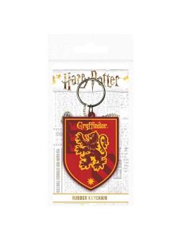 Harry Potter Gryffindor rubber keychain