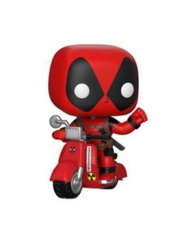 Deadpool POP! Rides Vinyl Figure...