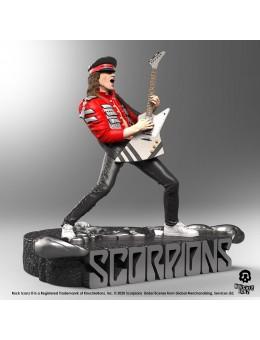 Rock Iconz Scorpions Band Statue Set