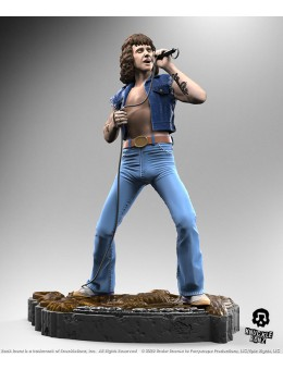 Rock Iconz AC/DC Bon Scott Statue