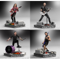 Rock Iconz Metallica Statue...
