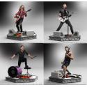 Rock Iconz Metallica Statue...