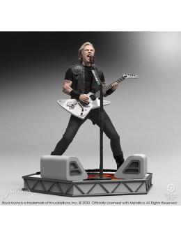 Rock Iconz Metallica Statue Set