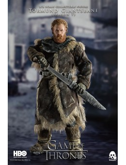 GOT Tormund Giantsbane 1/6 Action Figure
