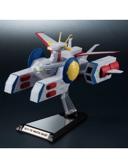 Mobile Suit Gundam SCV-70 White Base...