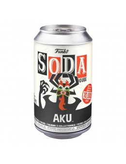 Samurai Jack POP! Movies Vinyl SODA...