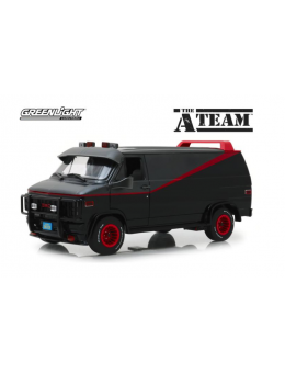 A-Team Diecast Model 1/18 1983 GMC...