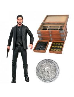 John Wick Deluxe Action Figure Box...