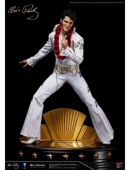 Elvis Presley Superb Scale Hybrid...