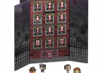 13 Day Spooky Countdown Pocket POP! Advent Calendar, preordine disponibile!