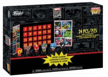 Funko Pop! Advent Calendar Harry Potter & Marvel, preordine disponibile!